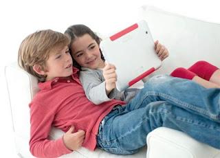 negocios rentables con tabletas para niños