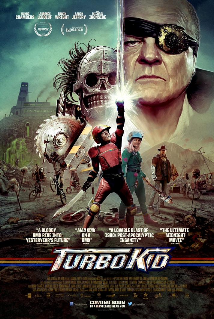 Póster: Turbo Kid
