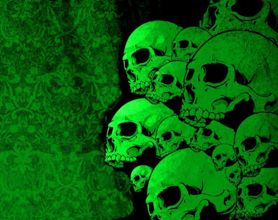 Hd Skull Wallpaper Art Fantasy Head Logo Desktop Background