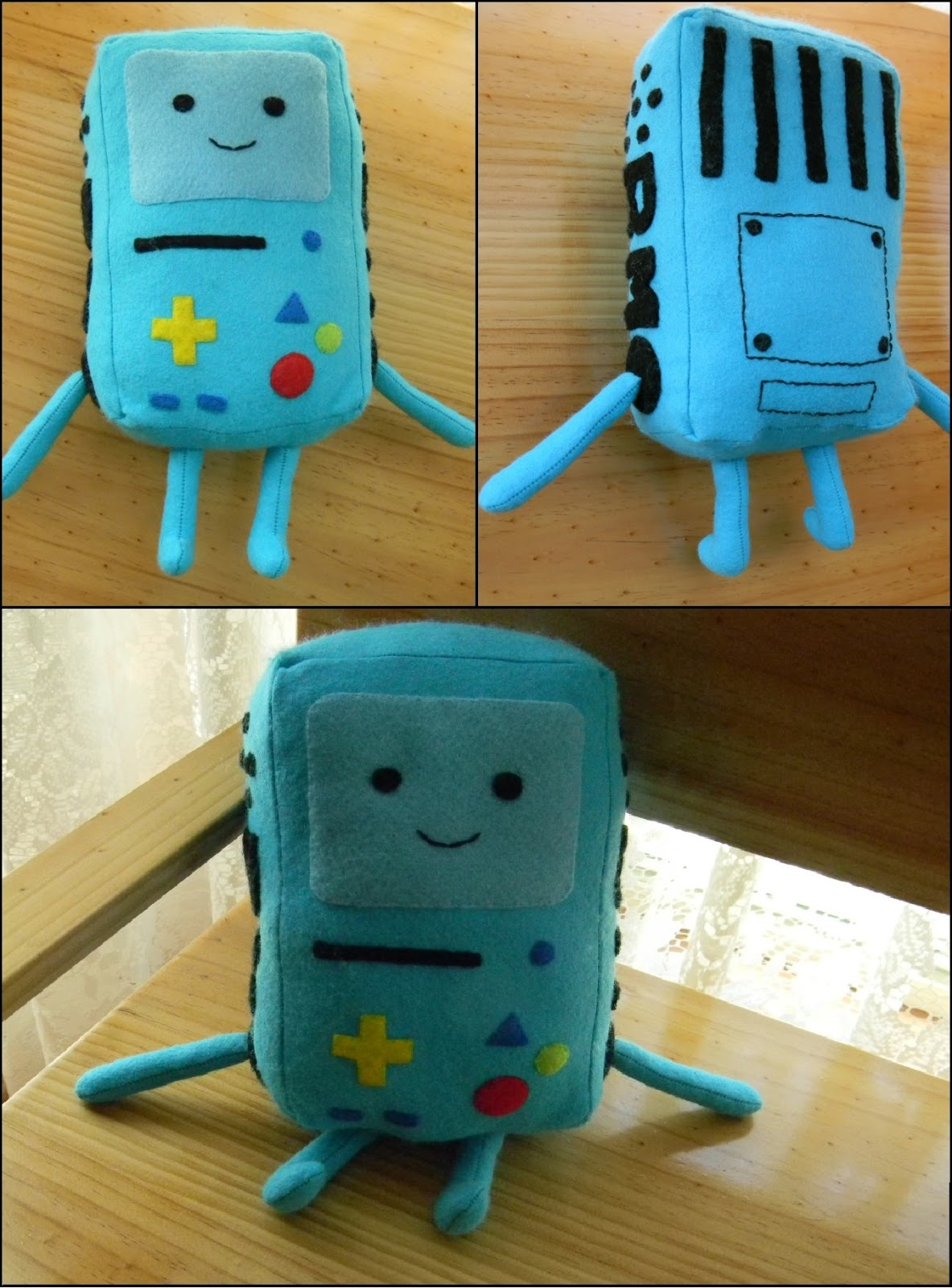Empty My Pockets  Adventure Time   BMO Plush