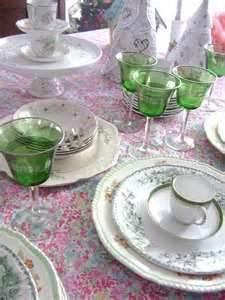 decoración navideña de la mesa