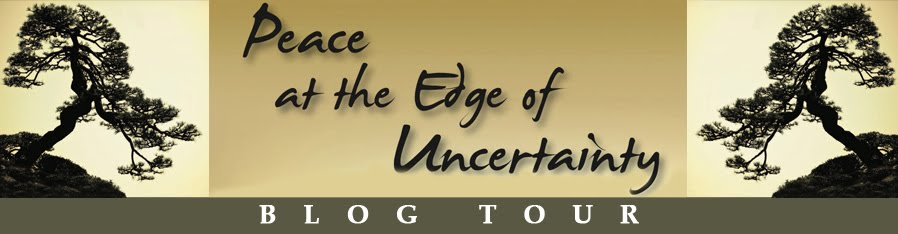 Peace at the Edge of Uncertainty Blog Tour