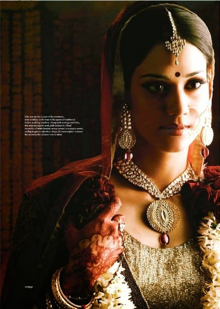 Punjabi Wedding Jewellery by Tanishq