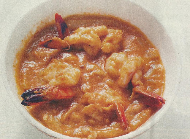 Doi Chingri / Prawn In Yoghurt Sauce