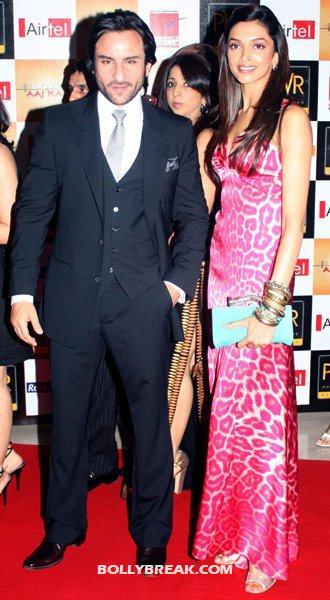 , Saif Ali Khan Photos With Bollywood Heroines