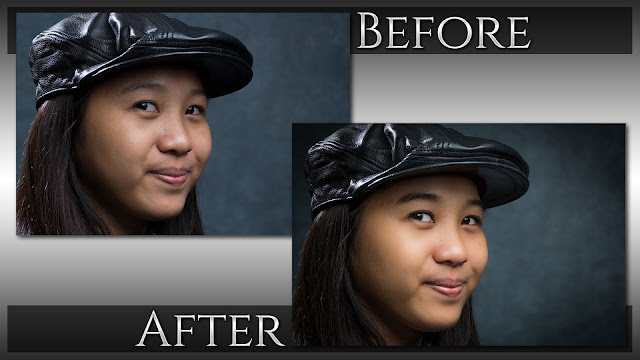 Basic Portrait Facial Retouching | Lightroom 6 & CC Tutorial - Before & After