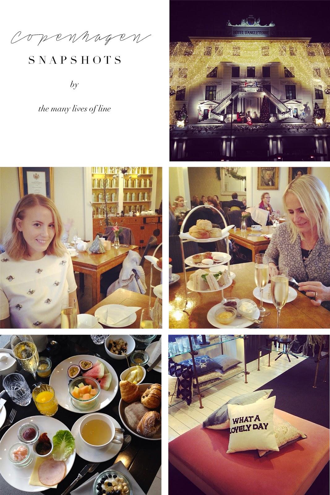 Hotel d'angleterre, Copenhagen, Marchal, Amazing Space, Perchs Tearoom, Afternoon tea