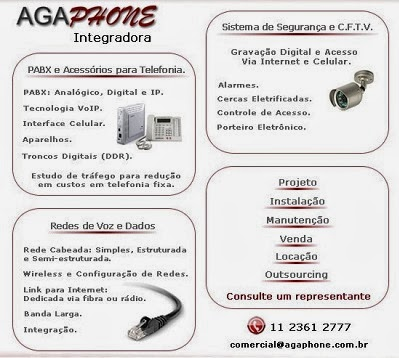 Eu recomendo! Agaphone