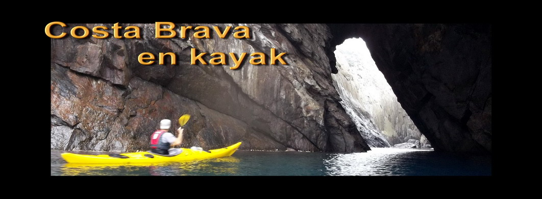 Costa Brava en kayak