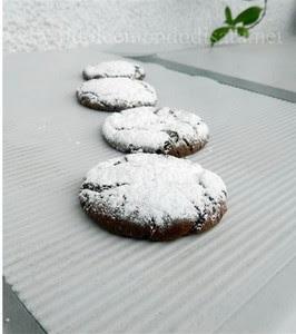 Biscotti Morbidi al Cioccolato Cotto e Mangiato