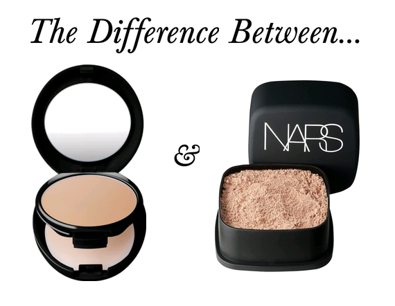Makeup Basics] The Difference Between Compact Powder & Loose ...