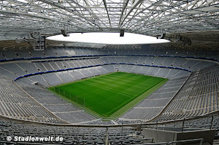 Sejarah Stadion Allianz Arena - Bayern Munich
