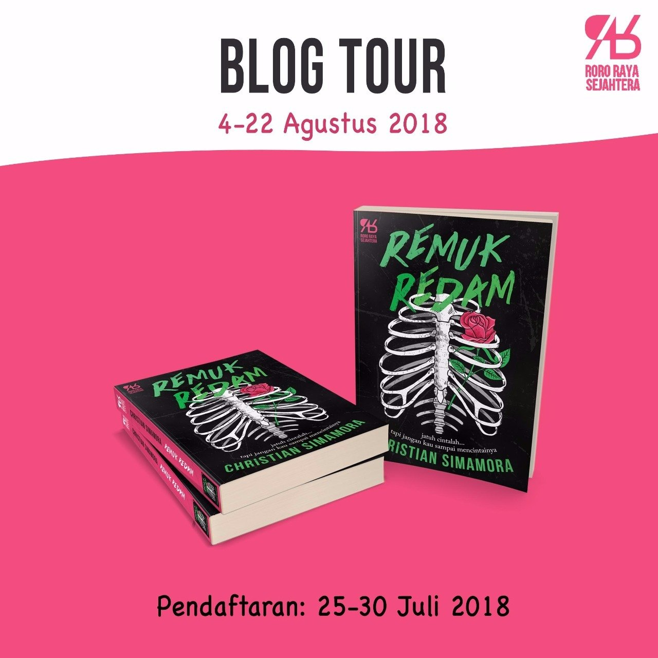 BLOG TOUR REMUK REDAM