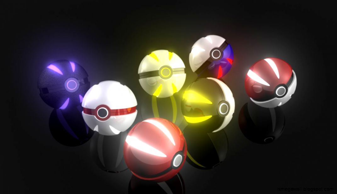 Wallpaper Hd Pokemon Ball