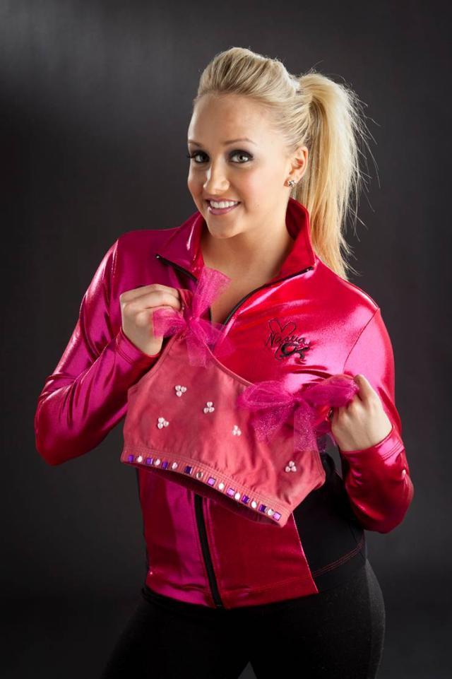 SPORTIGE: Nastia Liukin American top gymnastic Stars Nastia Lucan