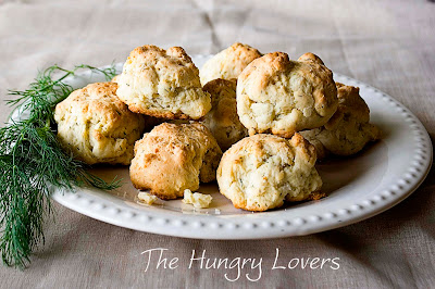 Cheddar-Dill Biscuits