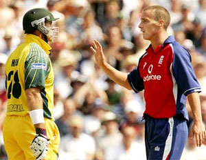 3rd match of ICC Champions Trophy 2013 is between England and Australia.