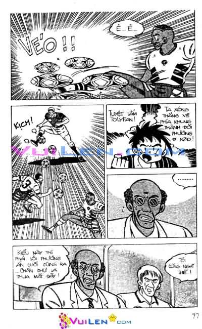 Jindodinho - Đường Dẫn Đến Khung Thành III  Tập 49 page 77 Congtruyen24h