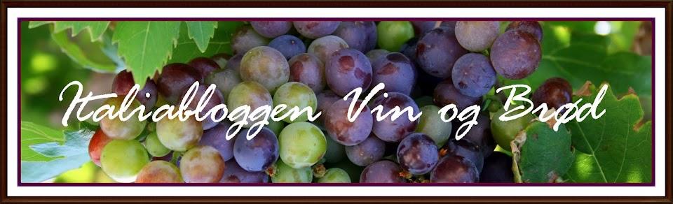 Italiabloggen Vin og Brød