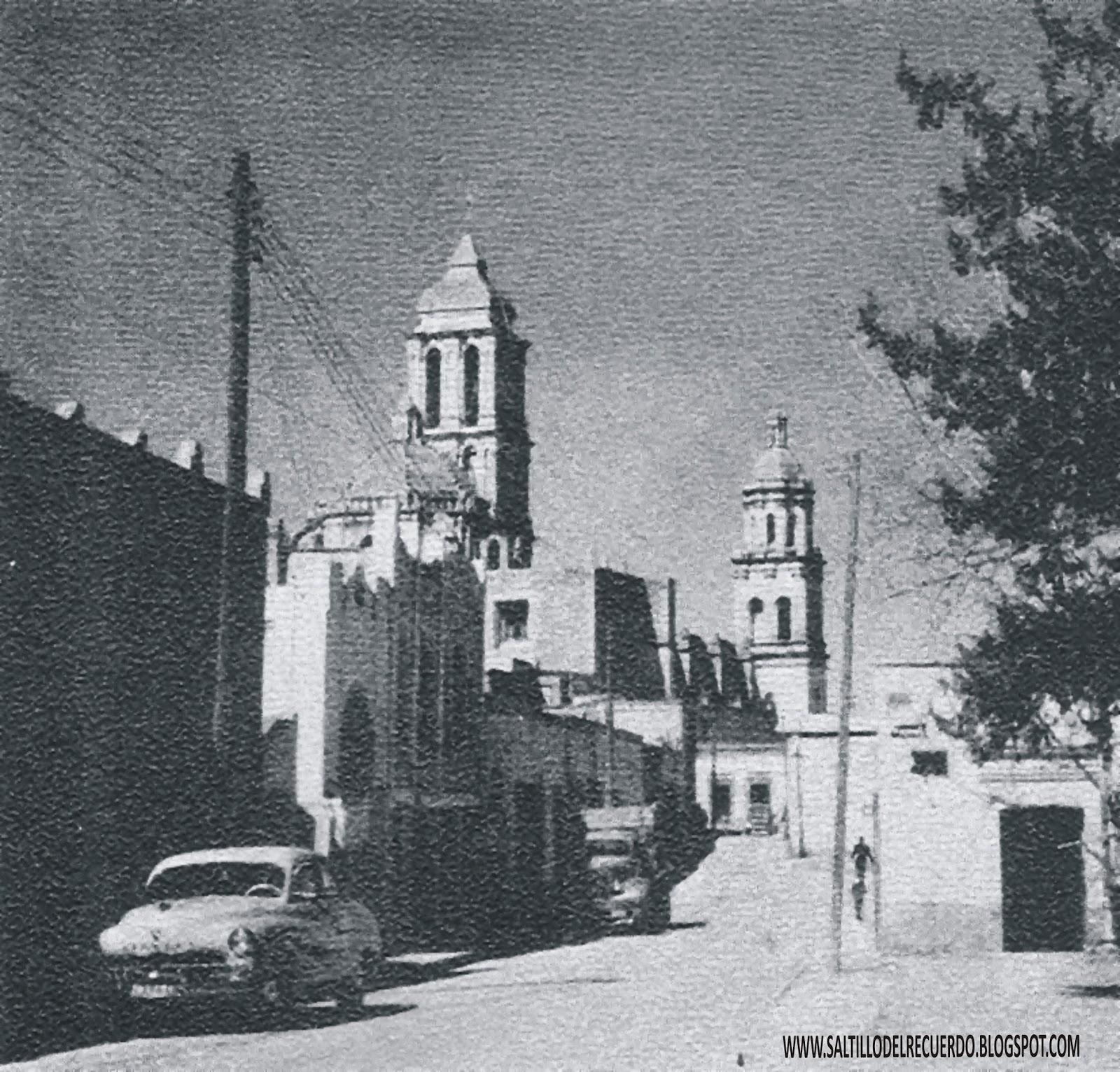 Saltillo del recuerdo la calle de castelar saltillo for Calle castelar