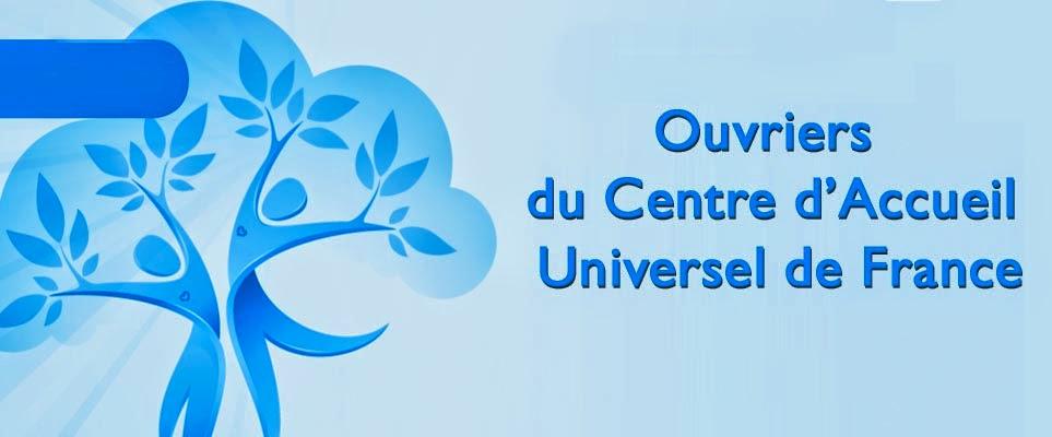 Ouvriers du Centre d'Accueil Universel de France