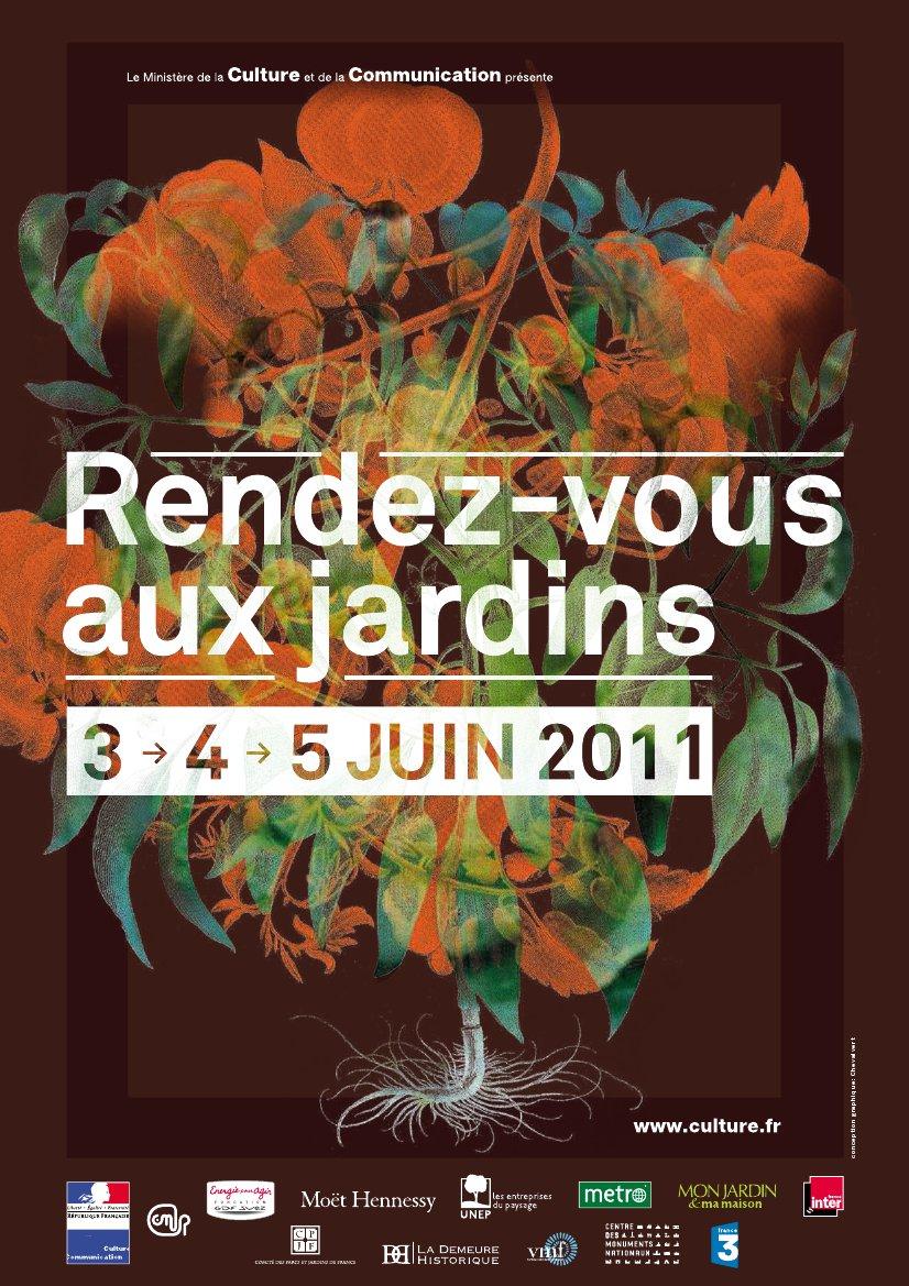 paradis express rendez vous aux jardins 2011