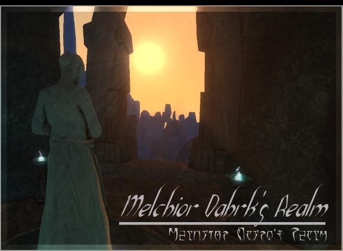 Melchior Dahrk's Realm