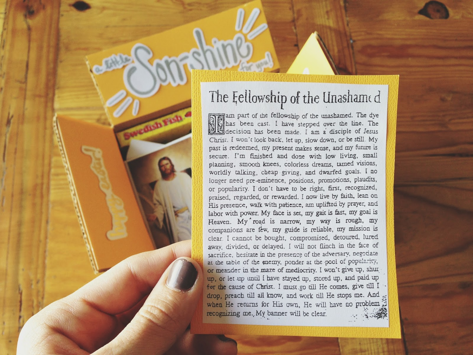 Life is sweet son shine easter package for our missionary son shine easter package for our missionary negle Gallery