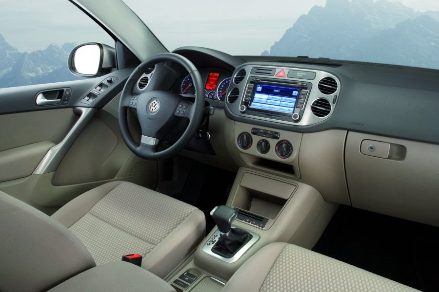 Manejo y Consumo Volkswagen Tiguan 1.4