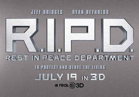R.I.P.D. : First Look - Undead Monday