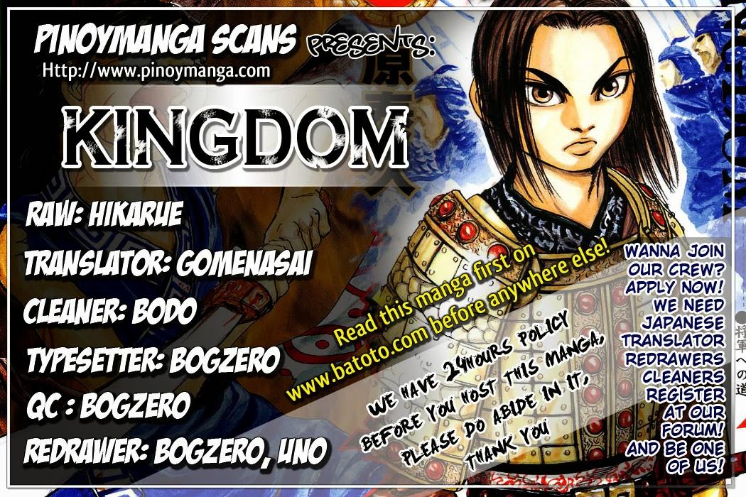 Kingdom – Vương Giả Thiên Hạ (Tổng Hợp) chap 12 page 2 - IZTruyenTranh.com