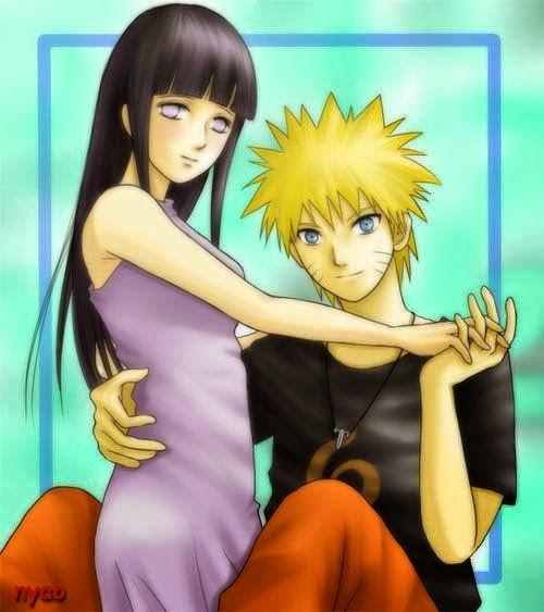 Kumpulan Foto Mesra Naruto Bersama Hinata | Naruto Shippuden Terbaru ...