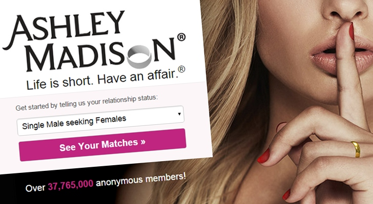 Adult Dating Website Ashley Madison Hacked