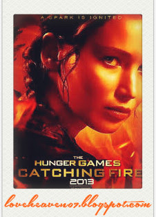 The Hunger Games Catching Fire Movie Film 2013