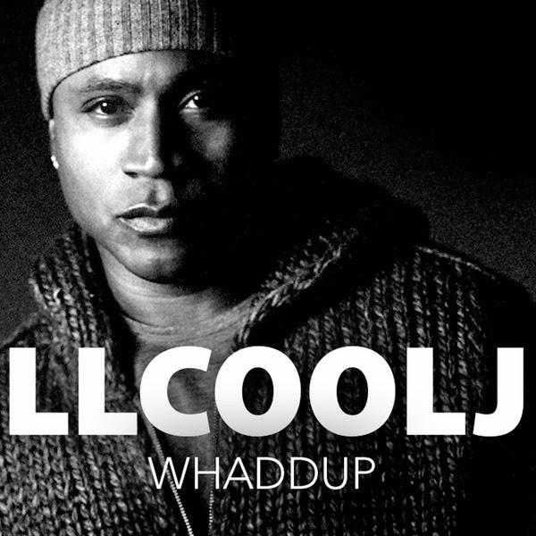 LL Cool J - Whaddup (feat. Chuck D, Travis Barker, Tom Morello & DJ Z-Trip) - Single Cover