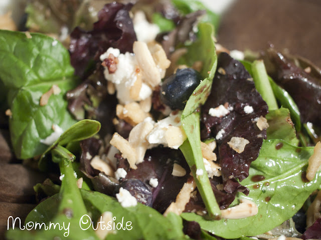 salad Berry Balsamic Salad