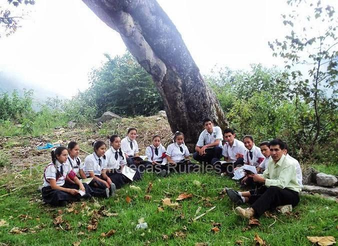 Bibliotecas Rurales Cajamarca Octubre 2013