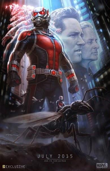 Ant-Man 2015 – Sinopsis