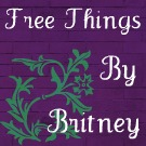 Free Things By Britney