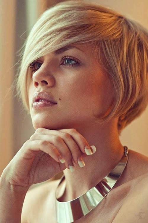 Short Hairstyles Bob Original
