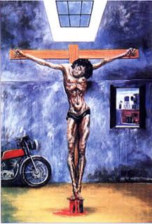 [Antonio Berni - Dios Religion]