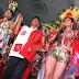 Evo en la ciudad de Santa Cruz carnaval y patrimonio cultural