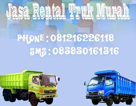 Jasa Rental Truk Murah Surabaya-Semarang