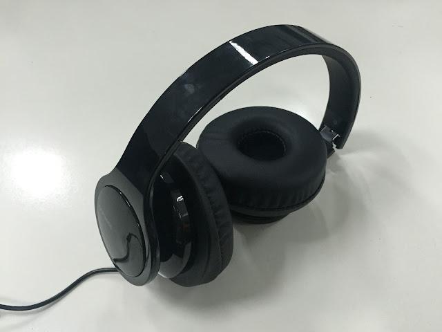 Capdase T-Bass Headphones Review