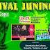 Programação oficial do Festival Junino de Cachoeira do Piriá
