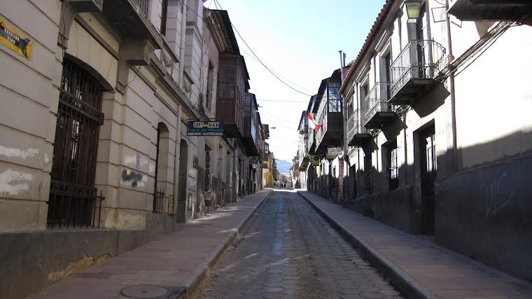 Calle Cobija