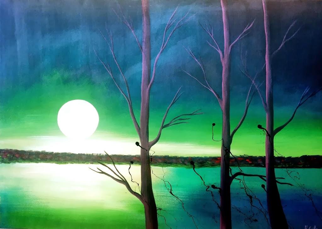 Imagenes de paisajes abstractos imagui for Imagenes de cuadros abstractos faciles