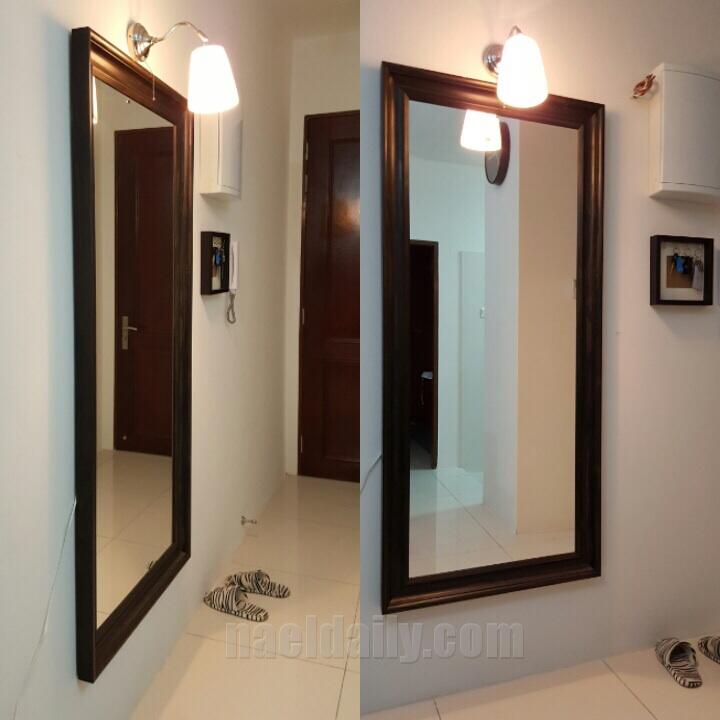 Hemnes Wall Mirror