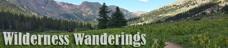 Wilderness Wanderings