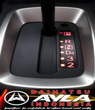 Cara Mengemudikan AYLA Automatic Transmissions